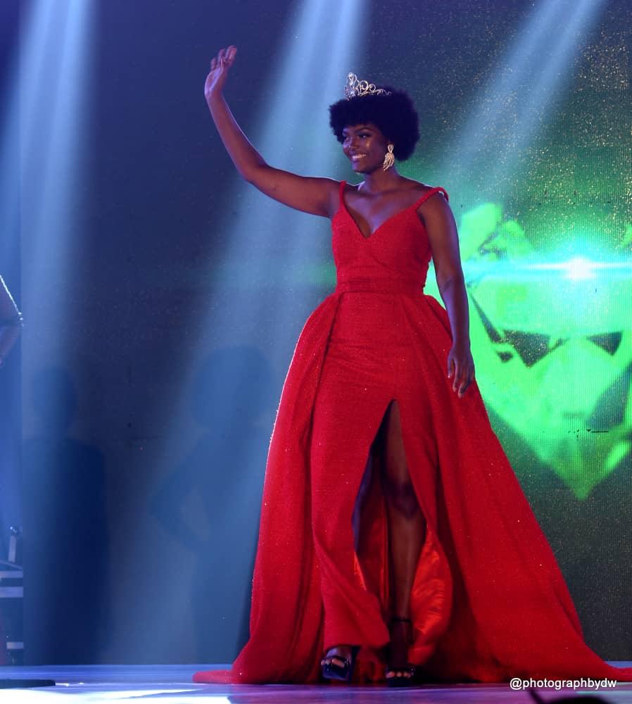 Kenya's Irene Ng'endo Mukii wins Miss Africa Calabar   Miss Africa